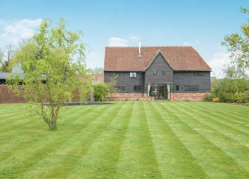 Thumbnail 4 bed barn conversion for sale in Poslingford, Sudbury, Suffolk