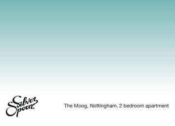 Thumbnail 2 bedroom flat to rent in Russell Street, Nottingham
