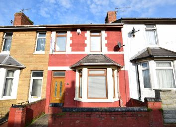 Thumbnail 2 bedroom terraced house to rent in Gaen Street, Barry