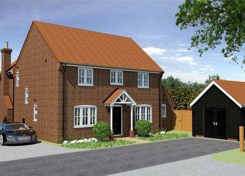 Thumbnail 4 bed property for sale in Weston Road, Lewknor, Watlington