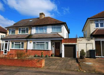 Thumbnail 3 bed semi-detached house for sale in Tollers Lane, Old Coulsdon, Coulsdon