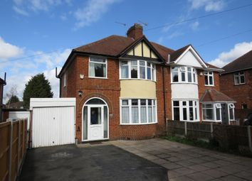 Thumbnail 3 bedroom semi-detached house for sale in Scraptoft Lane, Leicester
