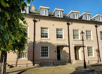 Thumbnail 3 bedroom terraced house for sale in River Place, Ramsey Road, St. Ives, Huntingdon