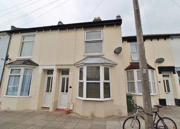 Thumbnail 2 bed end terrace house for sale in Ward Road, Southsea