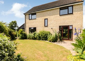 Thumbnail 4 bed detached house for sale in The Cursus, Lechlade, Gloucestershire