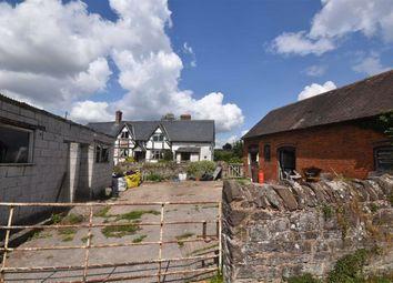 Thumbnail 4 bed detached house for sale in Ashperton, Ledbury, Herefordshire
