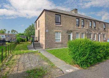 Thumbnail 2 bed flat for sale in Parkhead Crescent, West Calder, West Lothian