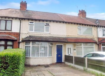 Thumbnail 2 bed terraced house to rent in Leslie Avenue, Beeston, Nottingham