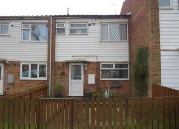 Thumbnail 2 bed terraced house for sale in Newmarket Road, Bulwell, Nottingham