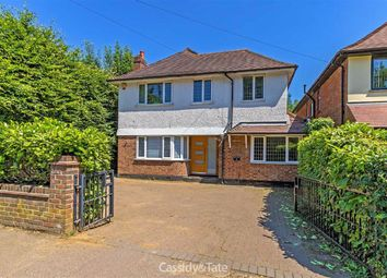 Thumbnail 6 bed detached house for sale in Marshalswick Lane, St. Albans, Hertfordshire