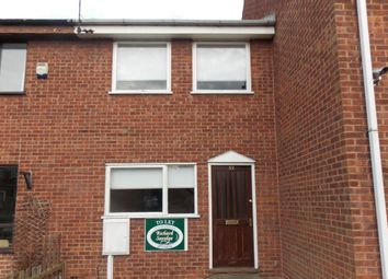 Thumbnail 2 bedroom town house to rent in Sough Road, South Normanton, Alfreton