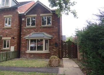 3 bed end terrace house for sale in Mansfield Road, Clipstone Village, Mansfield NG21