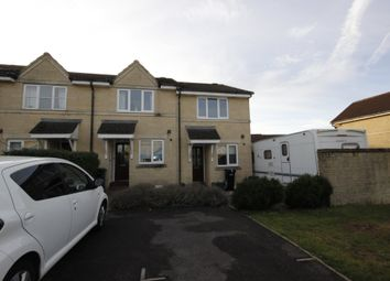 Thumbnail 2 bedroom terraced house to rent in Willow Close, Bath