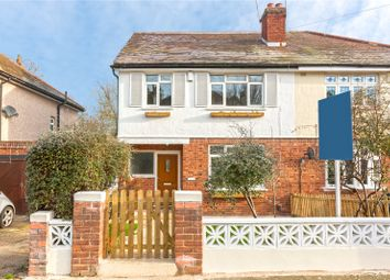 Thumbnail 4 bed semi-detached house for sale in Lake Rise, Romford, Essex