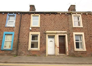 Thumbnail 3 bed terraced house to rent in Lawson Street, Aspatria, Wigton