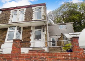 Thumbnail 3 bed end terrace house for sale in Brynafon Terrace, Cwmavon, Port Talbot, Neath Port Talbot.