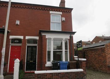 Thumbnail 2 bedroom end terrace house to rent in Adelaide Road, Stockport