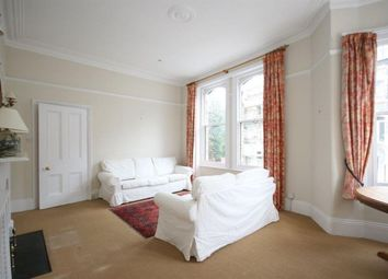 Thumbnail 2 bed flat to rent in Glazbury Road, London