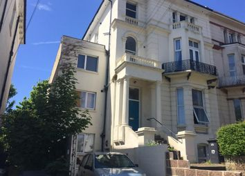 Thumbnail 3 bedroom flat for sale in Pevensey Road, St Leonards On Sea, East Sussex