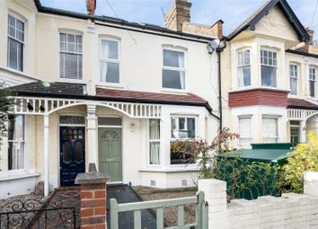 Thumbnail 5 bed terraced house for sale in Astonville Street, Southfields, London