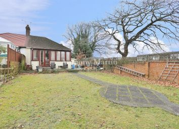 Thumbnail 2 bedroom semi-detached bungalow for sale in Carlton Road, Erith