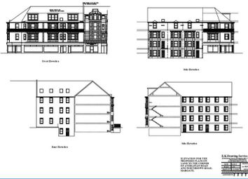 Land for sale in Northdown Arcade, Northdown Road, Cliftonville, Margate CT9