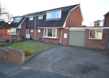 Thumbnail 3 bed semi-detached house for sale in James Street, Stoke-On-Trent