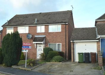 Thumbnail 3 bedroom semi-detached house to rent in Fisher Road, Diss, Norfolk