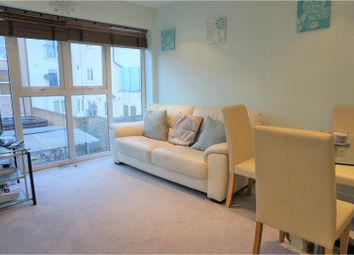 Thumbnail 2 bed flat to rent in 99 Park Road, Colliers Wood