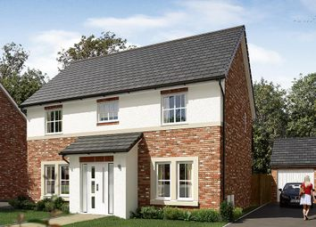 "Thumbnail 4 bed detached house for sale in ""The Danbury"" at Finchale Road, Framwellgate Moor"