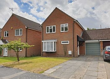 Thumbnail 3 bed link-detached house to rent in Church View Close, Melton