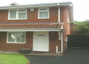 Thumbnail 2 bedroom property to rent in Gleneagles Road, Perton, Wolverhampton