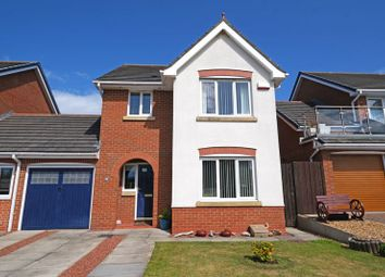 Thumbnail 3 bed detached house for sale in Robsons Way, Amble, Morpeth