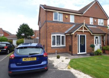 Thumbnail 3 bed semi-detached house for sale in Kilmore Close, Aintree, Liverpool