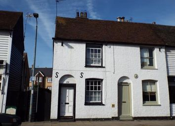 Thumbnail 2 bedroom end terrace house for sale in Rochford, Essex
