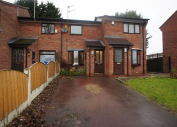 Thumbnail 1 bed terraced house to rent in Harrison Street, Derby