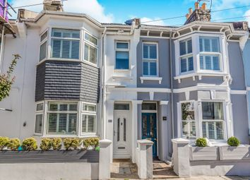 Thumbnail 4 bed terraced house for sale in Shakespeare Street, Hove
