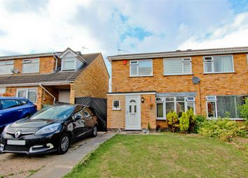 Thumbnail 3 bed semi-detached house for sale in Netherfield Road, Anstey, Anstey