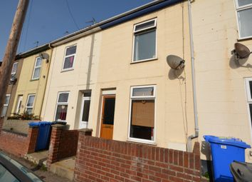 Thumbnail 2 bed terraced house for sale in Beckham Road, Lowestoft