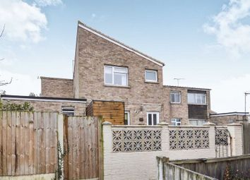 Thumbnail 3 bed terraced house for sale in Crawley Close, Corringham, Stanford-Le-Hope
