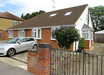 Thumbnail 4 bed semi-detached house for sale in Brightside Avenue, Staines-Upon-Thames