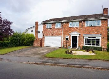 Thumbnail 4 bed detached house for sale in Ferndown Drive South, Newcastle