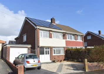 Thumbnail 3 bed semi-detached house for sale in Glyncollen Drive, Ynysforgan, Swansea