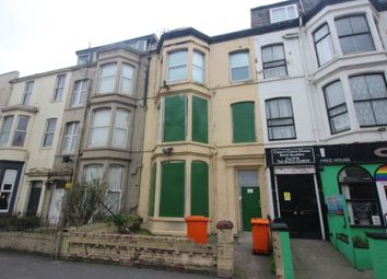 Thumbnail 7 bed block of flats for sale in Dickson Road, Blackpool