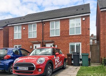 Thumbnail 3 bed semi-detached house to rent in Granville Street, Wolverhampton