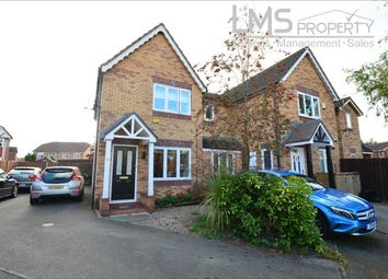 Thumbnail 2 bed semi-detached house to rent in The Maples, Winsford