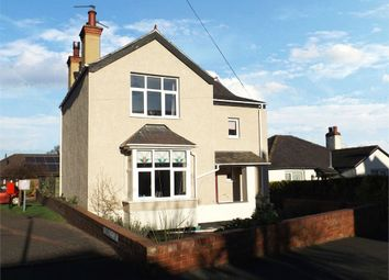 Thumbnail 3 bed detached house for sale in Moorfield Road, Hawarden, Deeside, Flintshire