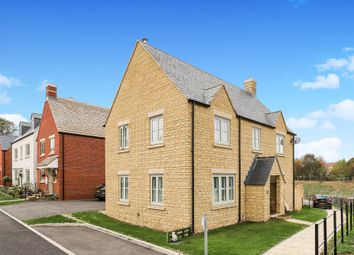 Thumbnail 4 bed detached house for sale in Beechcraft Road, Upper Rissington, Cheltenham