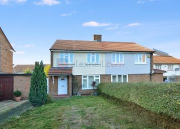 Thumbnail 3 bed terraced house to rent in Brent Road, London