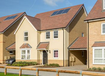 "Thumbnail 4 bedroom detached house for sale in ""Wroxham"" at Butts Lane, Stanford-Le-Hope"